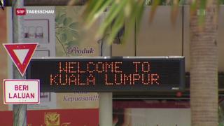 Video «Geldwäscherei-Skandal um BSI in Malaysia» abspielen