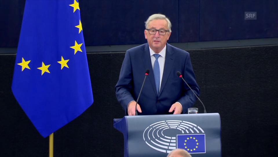 Juncker: «Vieles hat sich nicht zum Besseren gewendet»