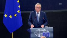 Video «Juncker: «Vieles hat sich nicht zum Besseren gewendet»» abspielen