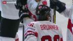 Video «Schweiz scheidet aus gegen USA» abspielen