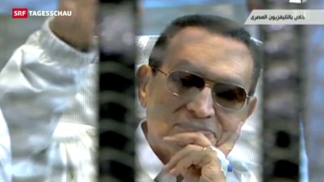 Mubarak-Prozess vertagt