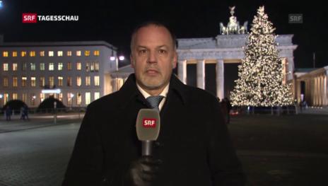 Video ««Tausende Flüchtlinge werden in Deutschland ‹geduldet›»» abspielen