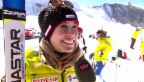 Video «Ski-Stars: Training auf dem Gletscher» abspielen