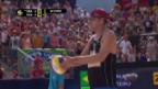 Video «Männer-Halbfinal: Pedro/Bruno - Gibb/Patterson» abspielen