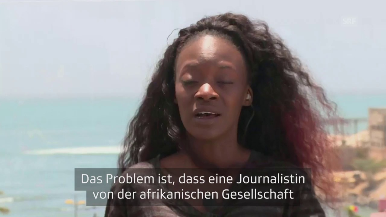 Als Journalistin in Afrika