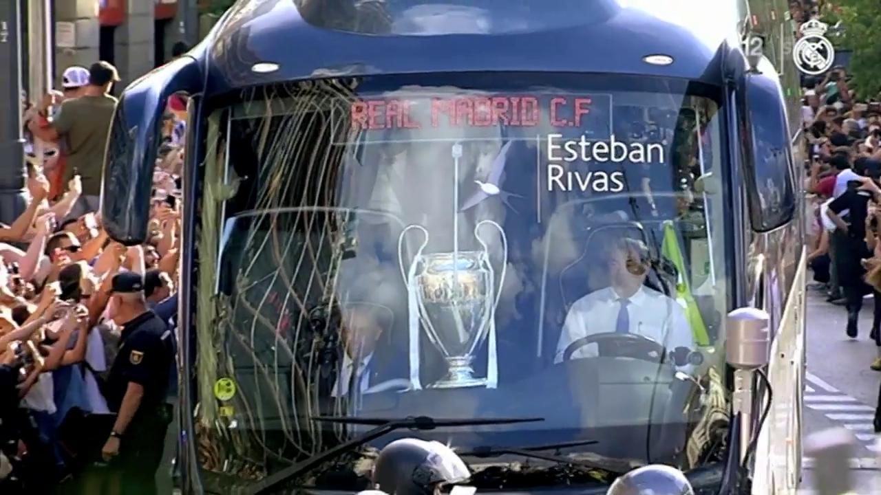 Die Real-Helden sind zurück in Madrid