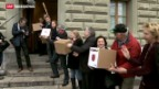 Video «Kriminelle Ausländer ausschaffen - SVP-Durchsetzungs-Initiative» abspielen
