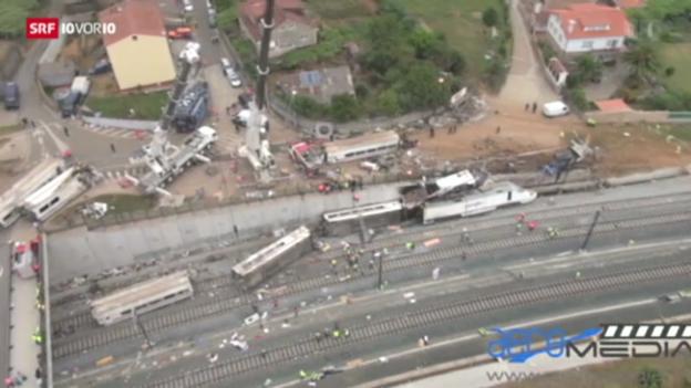 Video «Suche nach der Unfallursache» abspielen