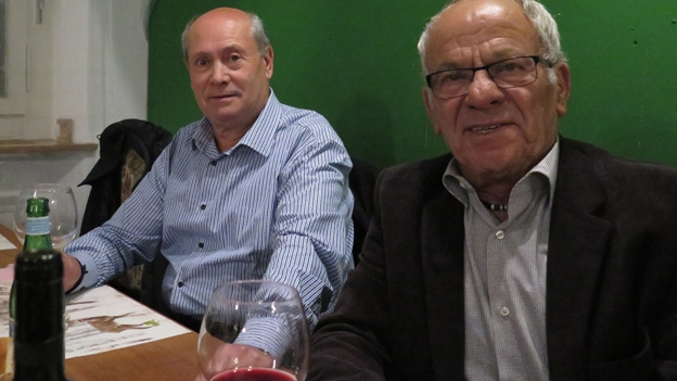Besuch im Circolo italiano in Gränichen