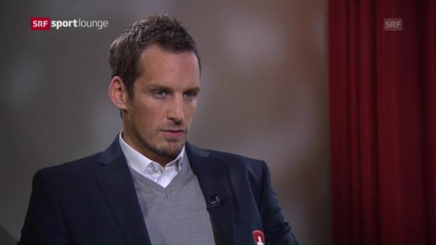 Video «Klare Worte: Patrick Fischer über die Offensiv-Problematik im Schweizer Team» abspielen