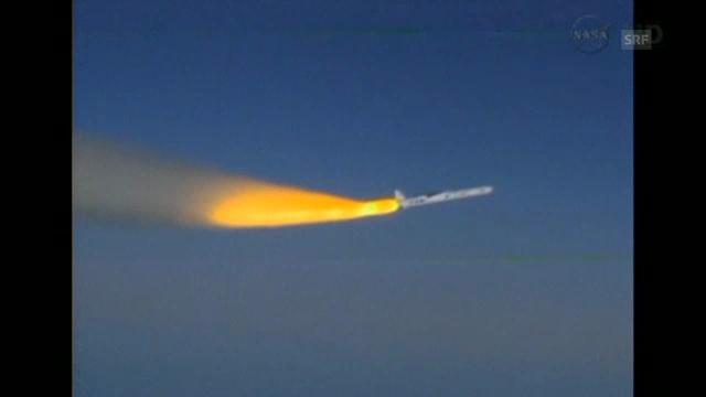 Satellit Iris erfolgreich gestartet (unkomm.)