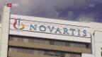 Video «Massiver Stellenabbau bei Novartis» abspielen