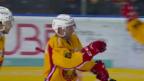 Video «Langnau gewinnt in Ambri und feiert 4. Sieg in Folge» abspielen