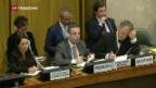 Video «Syrischer Vorsitz der Uno-Abrüstungskonferenz» abspielen