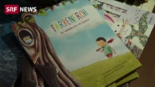 Link öffnet eine Lightbox. Video Personalisierte Kinderbücher im Trend abspielen