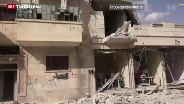 Video «Tagesschau vom 30.09.2014, 19:30» abspielen