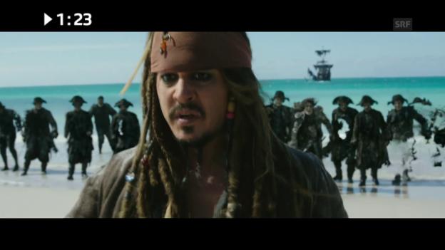 Video «Filmstart diese Woche: «Salazar's Revenge»»» abspielen