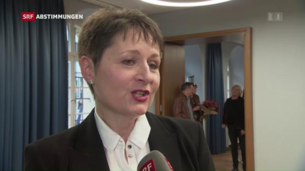 Video «Abstimmungsstudio - Schweiz aktuell extra» abspielen