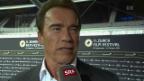 Video «Arnold Schwarzenegger: Mister Universum wird 70 Jahre alt» abspielen