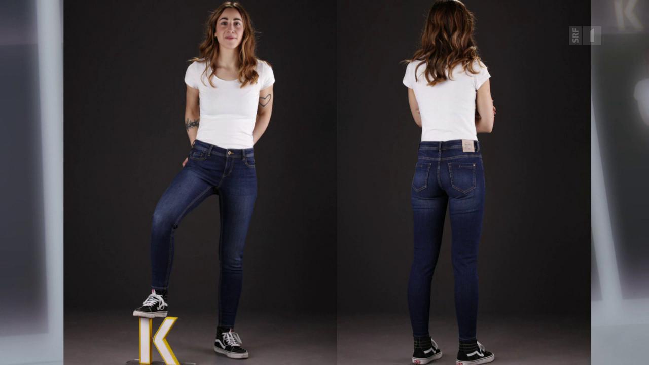 Jeans im Test: Frauen erhalten die besseren Hosen