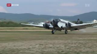 Video «Weshalb Nostalgie-Flüge so beliebt sind» abspielen