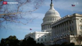 Video «Es wird langsam eng im US-Budgetstreit» abspielen