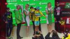 Video «Miguel Angel Lopez gewinnt die Tour de Suisse» abspielen