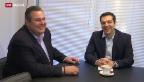 Video «FOKUS: Alexis Tsipras neuer griechischer Ministerpräsident» abspielen