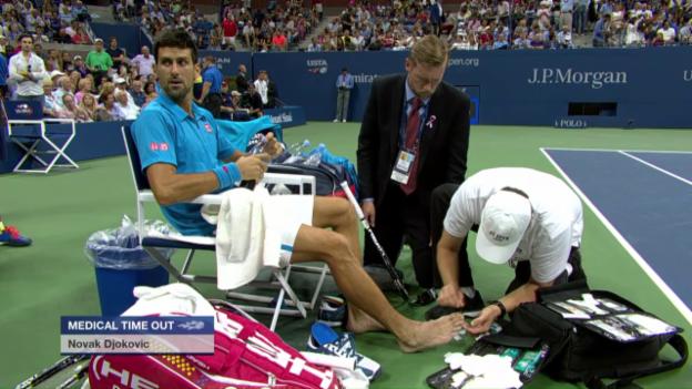 Video ««Sorry Stan!» - Djokovic entschuldigt sich» abspielen