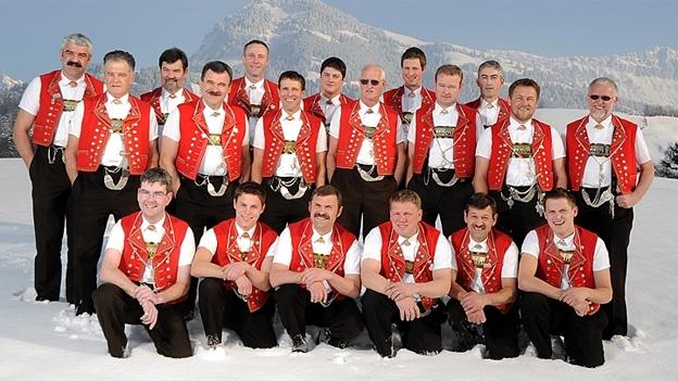 Naturjodel «De Hüpp» in der Version vom Jodlerklub Männertreu Nesslau-Neu St. Johann