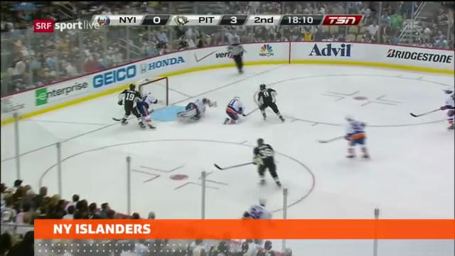Penguins - Islanders