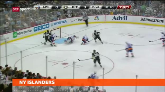 Video «Penguins - Islanders» abspielen