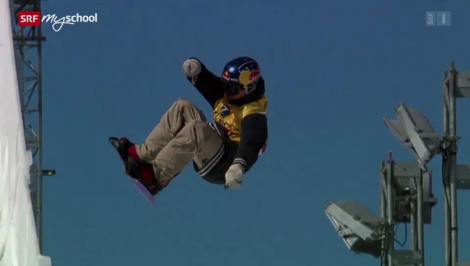Best of freestyle.ch 2013: Freeski und Snowboard