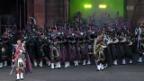 Video «Auftakt: Massed Pipes and Drums» abspielen