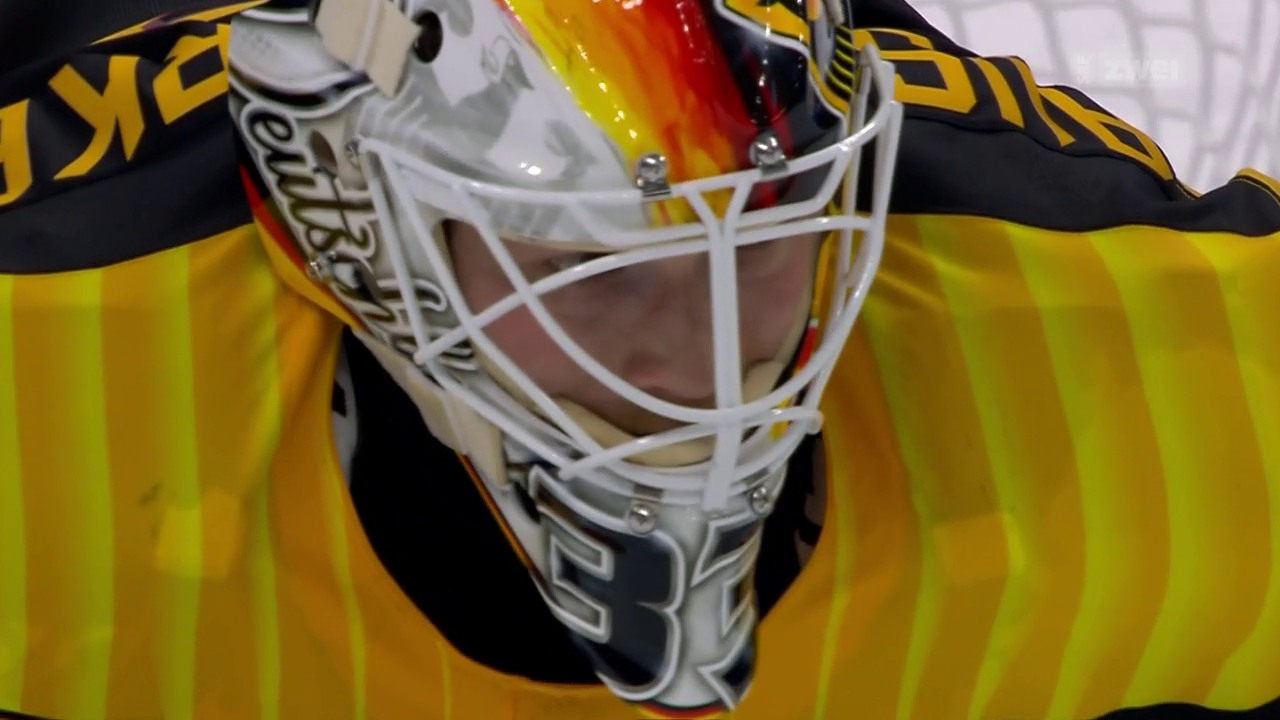 Vorschau auf den Eishockeyfinal Deutschland - OAR