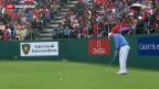 Video «Spannende Finalrunde am European Masters» abspielen