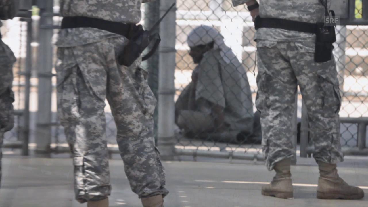 Obamas Verspechen, Guantanamo zu schliessen