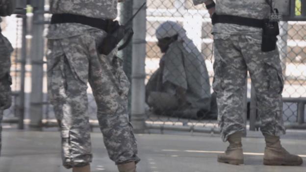 Video «Obamas Verspechen, Guantanamo zu schliessen» abspielen