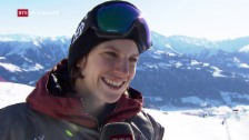 Laschar ir video «Gieus olimpics: Elena Könz»