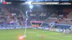 Video «Prävention für Fussballfans» abspielen