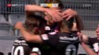 Video «Thun schlägt Sion in letzter Sekunde» abspielen