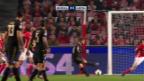 Video «Napoli gewinnt dankt Mertens» abspielen