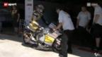 Video «Motorsport: Die perfekte Einstellung am Töff» abspielen