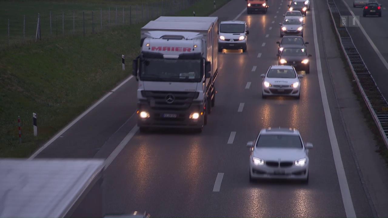Unsinnige Transporte: Schweizer Rahm wird in Italien abgefüllt