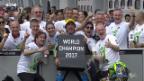 Video «Motorrad: GP von Malaysia, das Moto2-Rennen» abspielen