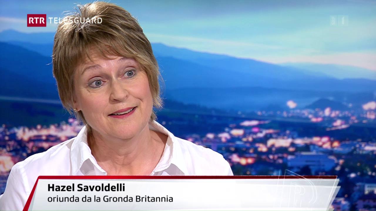 Brexit III – discurs cun Hazel Salvoldelli