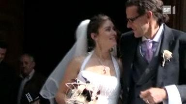 Video «Hochzeit Heinz Julen» abspielen