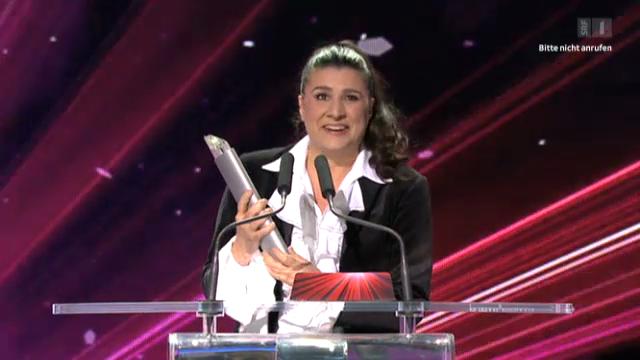 Cecilia Bartoli - Gewinnerin in der Kategorie Kultur