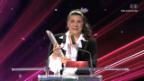 Video «Cecilia Bartoli - Gewinnerin in der Kategorie Kultur» abspielen