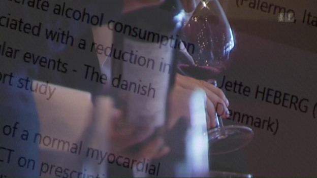 Video «Wein schützt das Herz doch nicht» abspielen